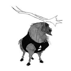 Creature Design, Various Artists, Reindeer, Moose Art, Character Design, Join, Creatures, Sketches, Community