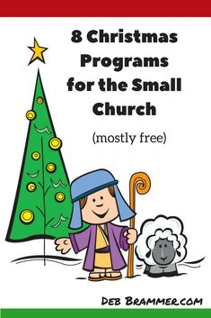 these christmas programs come in a variety of lengths and range from very simple to more - Christmas Programs For Small Churches