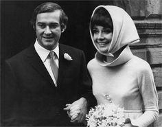 Audrey Hepburn e Andrea Dotti, 1969  Morges, Svizzera, 1959 ©Getty Images