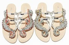 Must have horseshoe sandals to add to my starfish sandals!