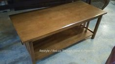 Simple and sturdy mission style coffee table! https://www.instagram.com/p/BIsZEDrBZcp/#utm_sguid=126328,b3599917-1753-38e9-4176-eee7007bbcaf