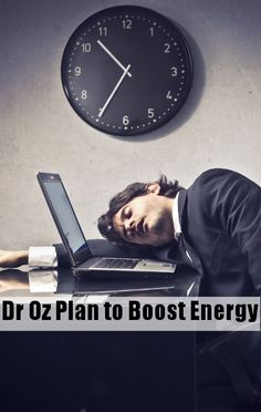 Dr. Oz Shared His Latest Plan to Boost Your Energy and Heal Your Gut.