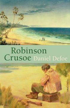 Robinson Crusoe - Daniel Dafoe