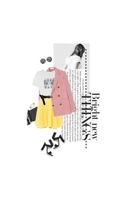 """""""Untitled #782"""" by frutini ❤ liked on Polyvore featuring Gucci, AlexaChung, Boutique Moschino, ASOS, Miu Miu, Gianvito Rossi and Larsson & Jennings"""