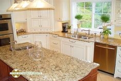 pictures of st. celia granite kitchens - Yahoo! Search Results