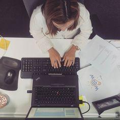 Working on a last minute proposal. #webrything #web #social #photooftheday #office #work #wearewebrything #follow #followme #socialmediamarketing #desk