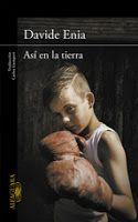 Entre montones de libros: Así en la tierra. Davide Enia