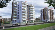 Leilighet til salgs Alanya - Leiligheter fra 55 til 143 m² https://boligtilsalgsalanya.wordpress.com/