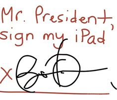 funky electronic signature on an ipad - Google Search