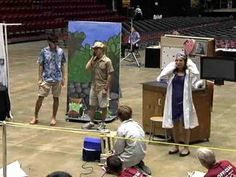 Odyssey of the Mind World Finals- Vehicle Category