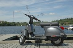Know the Laws and Etiquette for Parking Your Scooter
