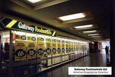Gateway Foodmarkets Ltd. I remember Key Market too. Childhood Images, 1980s Childhood, Childhood Memories, 80s Kids, The Old Days, Old London, Teenage Years, Do You Remember, Music Tv