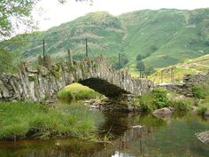 Slater Bridge, Little Langdale. Photo by Tony Richards