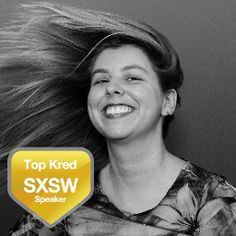 @ericabix Grats on your Kred Elite SXSW Speakers Avatar! Check your score at kred.com