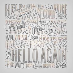 Lincoln Now | What is Hello Again? | Lincoln.com in Invitation