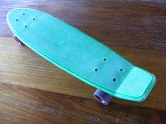 Plastic Skateboard...totally had one
