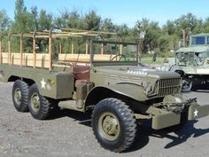 Get Your Own Dodge Military Truck for Only 22 Grand Military Vehicles For Sale, Army Vehicles, Armored Vehicles, Dodge Trucks, Old Trucks, 6x6 Truck, Dodge Power Wagon, Jeep Models, Jeep 4x4