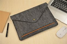 2016 13 Macbook Pro Felt Macbook Pro 13 Case by JYcustomworkshop