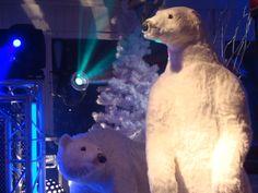Winter Wonder Land... Een ijskoud thema voor een Hot-party!