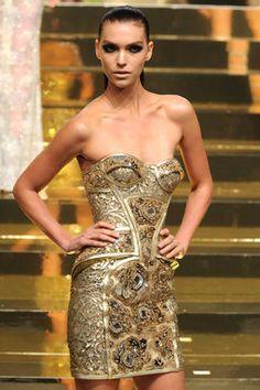Couture İlkbahar/Yaz 2012: Atelier Versace