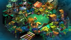Hey, Kid: 'Bastion' is out on Vita today Hey, Kid: 'Bastion' is out on Vita today<br> Supergiant Games' beautiful isometric adventure hits Sony's handheld. Game Environment, Environment Concept Art, Environment Design, Bruins Hockey, Toronto Maple Leafs, Game Art, Nintendo Switch, Playstation, Xbox 360