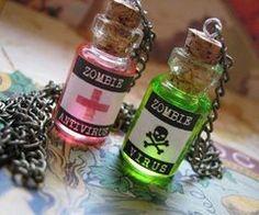 Zombie Virus & Anti-Virus