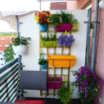 Meine kleine Balkon-Oase