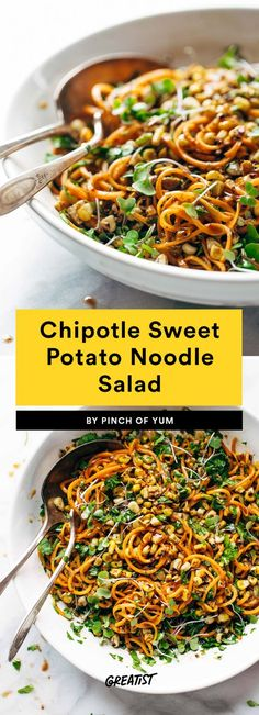 As if we needed one more reason to love the sweet, orange veg. #greatist https://greatist.com/eat/sweet-potato-noodles
