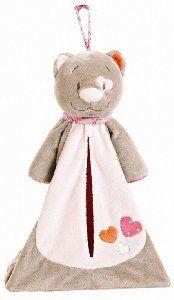 Noukies Range Pyjama Chat Iris chez Doudouplanet.com - 20438