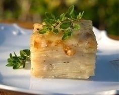 Potato gratin dauphinoise: Recipes: Good Food Channel