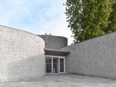 Gallery of Auditorium AZ Groeninge Kortrijk / Dehullu Architecten - 13