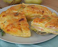 Torta di patate a strati ricetta facile e golosa