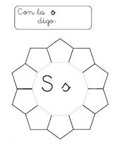 ¿Qué puedo hacer hoy?: Con la S digo.... Decir No, Teaching, Writing, Crafts, Montessori, Ideas Para, Worksheets, Leo, School