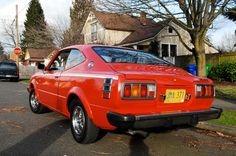 Similar to my 1978 Toyota Corolla SR 5 Sport Coupe! My first new car! Best Muscle Cars, Import Cars, Toyota Cars, Japanese Cars, Jdm Cars, Toyota Corolla, Touring, Nissan, Transportation