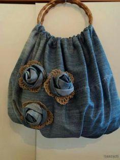 CreativeMamy Une touche de crochet ;) beaucoup de couture