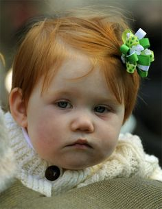 This looks so much like my baby pictures that I could have been her twin, born many years earlier of course!! =) DK