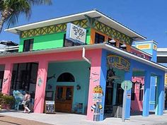 Nervous Nellie's / Ugly's Upstairs Waterside Bar in Fort Myers Beach is a popular bar with waterfront views of the Snug Harbor Marina.