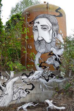 unurth | street art