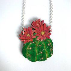 X5 Cactus//Cactus Encantos Colgante Planta de Fabricación de Joyería encanto Hazlo tú mismo Cactus amante