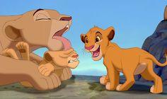 Nala Lion King, The Lion King 1994, Simba And Nala, Disney Lion King, Hakuna Matata, Disney Love, Disney Magic, Disney Pixar Movies, Disney Characters