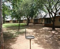 Bungalows at Satara Campsite