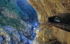 Taroko Gorge, Taiwan  We loved our hike in the Gorge! You gotta go!!
