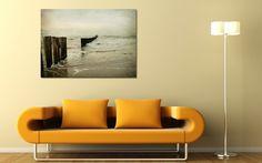 """Drucke auf Leinwand - Leinwand """"Holiday""""  40 x 50 cm - ein Designerstück von Heavensblue4711 bei DaWanda"""