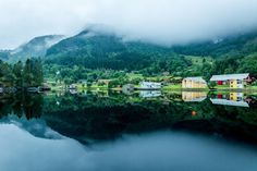 Beautiful Landscapes by Richard Larssen