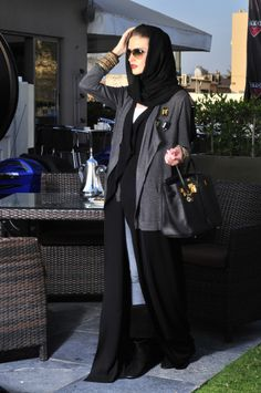 Latest Farfalla Abayas Are Finally in Stores