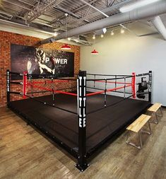 Title Boxing Club.