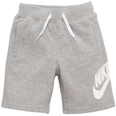 Nike Toddler Boy Alumni Logo Short (5.919 KWD) ❤ liked on Polyvore  featuring bottoms and shorts f9c6fa83ee