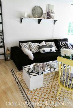 Wohnlust: Alvine Ruta rug from Ikea