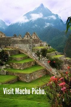 Bucket List #MachuPichu #BeforeIDie