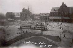 Stationsplein 22-02-1944